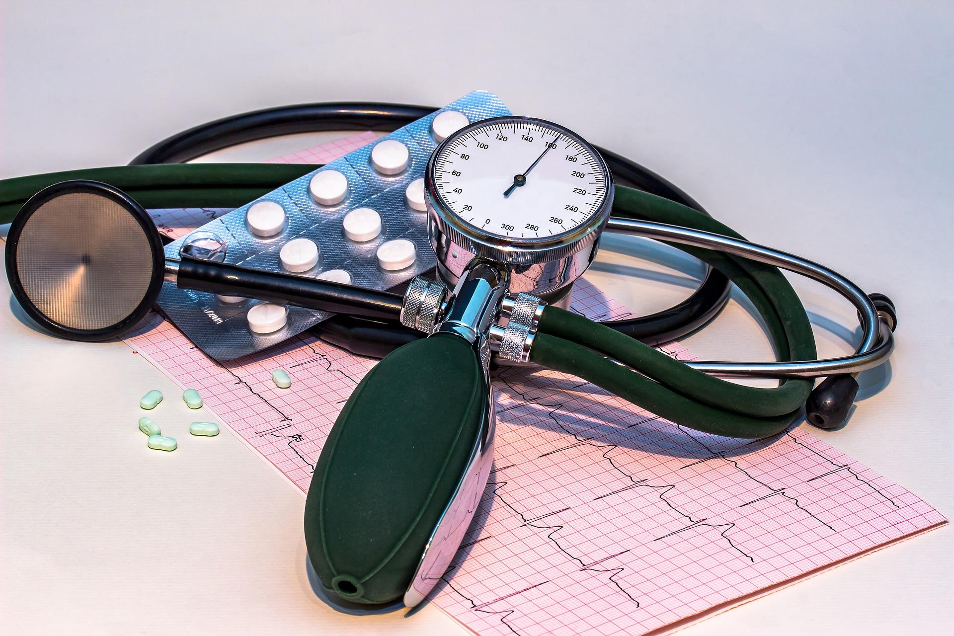 Bluthochdruck – Blutdruck senken ohne Medikamente